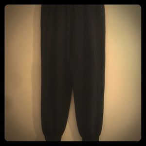 Lululemon black harem pants! Sz 2